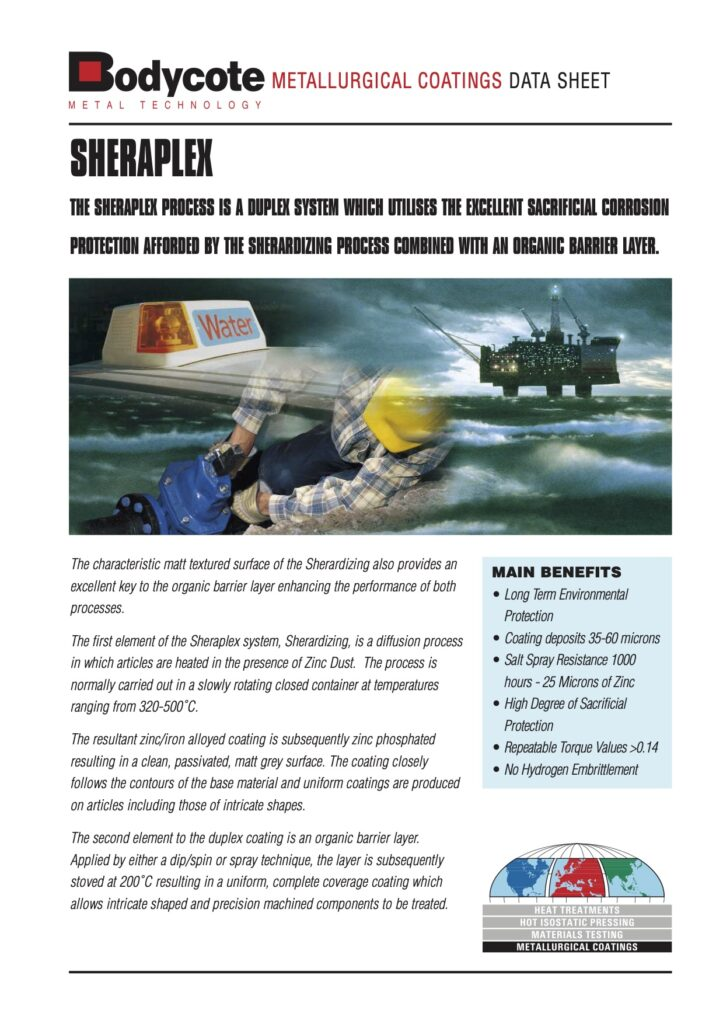 Sheraplex - Hollo Bolts & Fixings for Railings, Steelworks & Floors - CBW Engineering