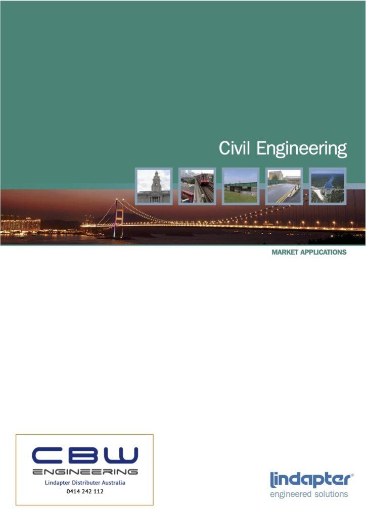 Civil engineering - Hollo Bolts & Fixings for Railings, Steelworks & Floors - CBW Engineering